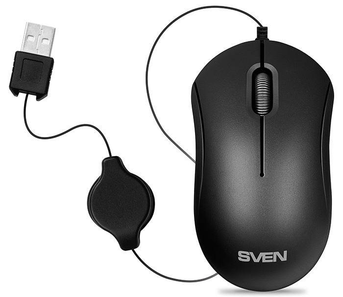 SVEN RX-60 Optical Wired Mouse